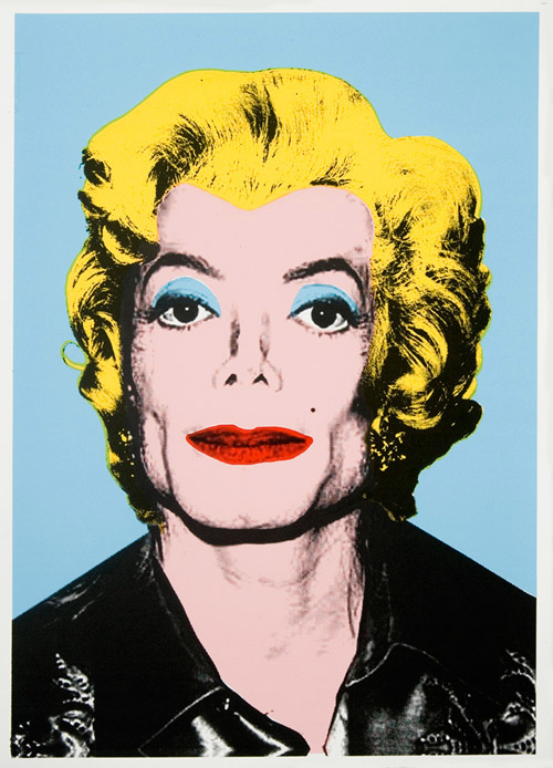 The morality of brainwash culture is not a crime for Mural painted by street artist mr brainwash